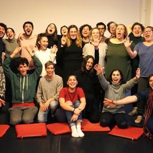 Rencontre Erasmus plus, Athènes janvier 2020